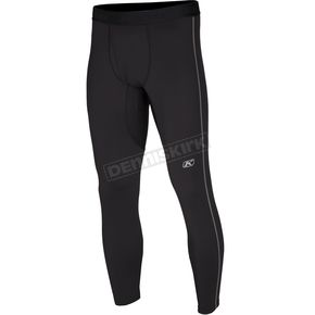 Klim Black Aggressor 3.0 Base Layer Pants - 3286-002-140-000