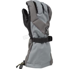 Klim Dark Gray Togwotee Gloves - 3337-004-150-660