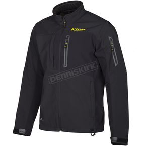 Klim Black Inversion Jacket - 3349-006-140-000