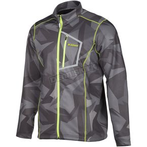 Klim Gray Camo Inferno Jacket - 3354-005-170-330