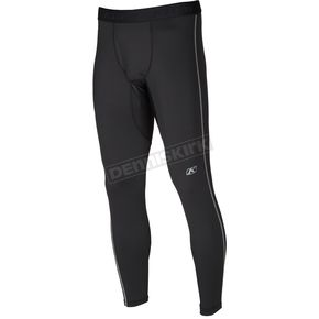 Klim Black Aggressor 1.0 Base Layer Pants - 3357-006-130-000