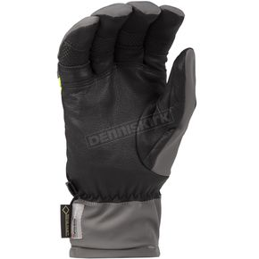 Klim Dark Gray/Hi-Vis PowerXcross Gloves - 3438-005-140-660