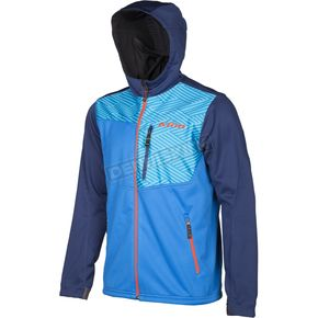 Klim Blue Transition Hoody - 3785-000-140-200
