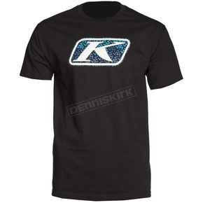 Klim Black Razor Graphic T-Shirt - 3947-000-120-000