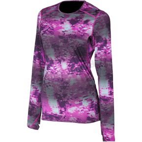 Klim Women's Purple Solstice 1.0 Base Layer - 4020-004-160-790