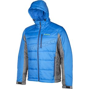 Klim Blue/Gray Torque Jacket - 4080-002-130-230
