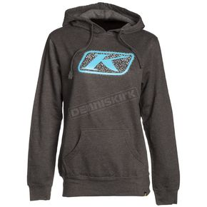 Klim Women's Dark Gray Vista Hoody - 6022-004-130-660