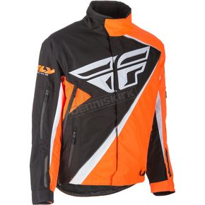Fly Racing Orange/Black SNX Jacket - 470-4078M
