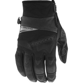 Fly Racing Black Boundry Gloves - 371-03009