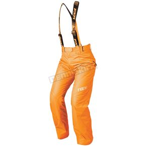 FXR Racing Women's Electric Tangerine Fresh Pants - 180302-3500-10