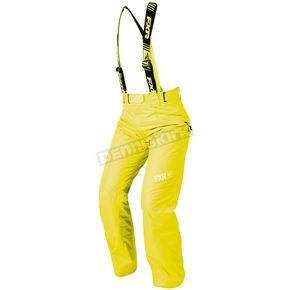 FXR Racing Women's Hi-Vis Fresh Pants - 180302-6500-08