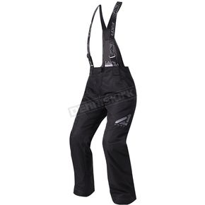FXR Racing Women's Black Fuel Waist Pants - 180308-1000-12