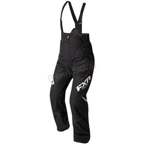 FXR Racing Women's Black Team Pants - 180301-1000-24