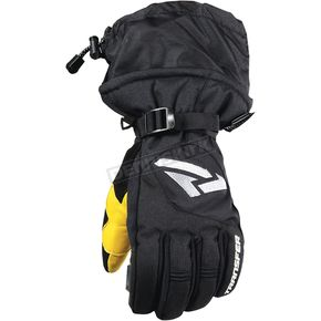 FXR Racing Black Transfer Glove - 15623.10013