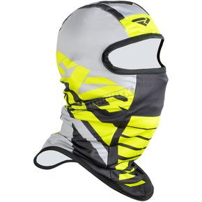 FXR Racing Black/Hi-Vis Boost Balaclava - 181608-1065-00