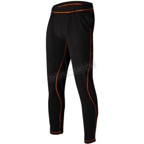 FXR Racing Black Pyro Thermal Pants - 181324-1030-07