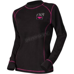 FXR Racing Women's Pyro Thermal Long Sleeve Top - 181419-1090-04