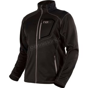 FXR Racing Black Ops Elevation Tech Zip Up - 181100-1010-10