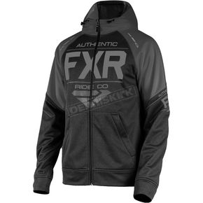 FXR Racing Black Ops Ride Tech Hoody - 181110-1010-19