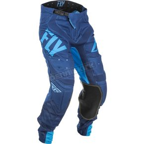 Fly Racing Blue/Navy Lite Hydrogen Pants - 371-73128