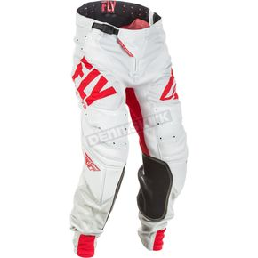 Fly Racing Red/Gray Lite Hydrogen Pants - 371-73232