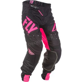 Fly Racing Neon Pink/Black Lite Hydrogen Pants - 371-73930