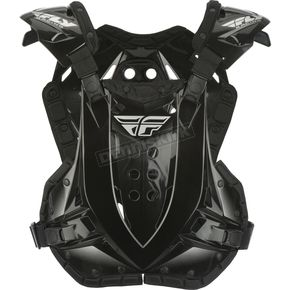 Fly Racing Black Stingray Roost Guard - 36-16020