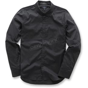Alpinestars Black Ambition Long Sleeve Shirt - 10373100410XL
