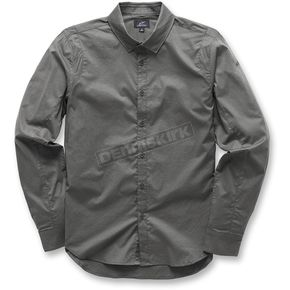 Alpinestars Gray Ambition Long Sleeve Shirt - 103731004182X