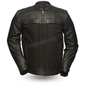 First Manufacturing Co. Invader Leather Jacket - FIM-294-CSLZ-L