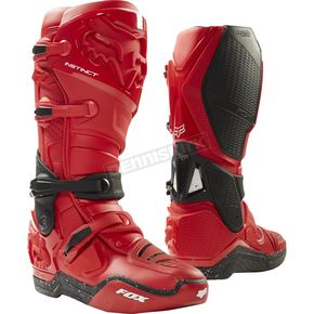 Fox Red/Black Moth Limited Edition Instinct Boots - 17776-055-11
