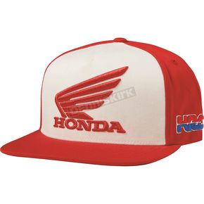 Fox Honda HRC USA Snapback Hat - 20826-003-OS
