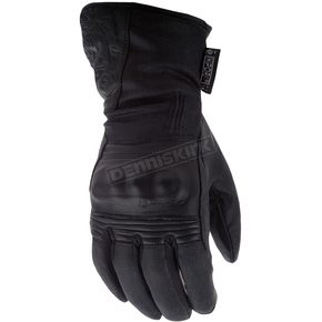 Highway 21 Women's Black Rose Cold Weather Gloves - 489-0096X