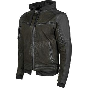 Speed and Strength Olive/Black Straight Savage Jacket - 884411