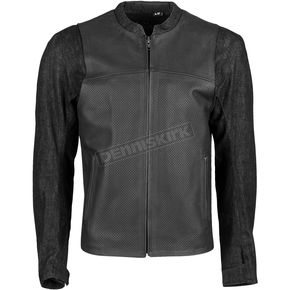 Speed and Strength Black Ground and Pound Jacket - 884419