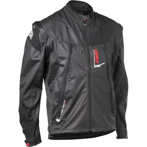 Leatt Black GPX 4.5 Lite Jacket - 5018700103