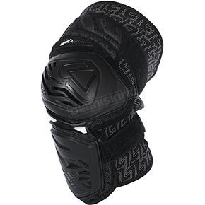 Leatt Black Enduro Knee Guard - 5014210021