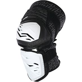 Leatt White Enduro Knee Guard - 5014210032