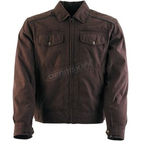 Black Brand Brown Street Team Jacket - BB3293