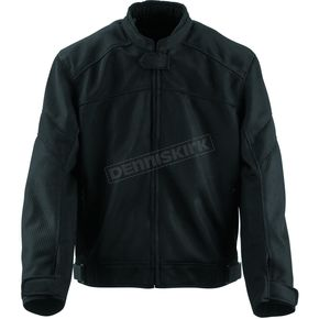 Black Brand Black Flow Mesh Jacket - BB3337