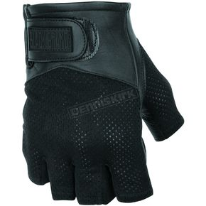 Black Brand Black High Flow Shorty Gloves - BB7025