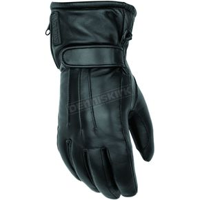 Black Brand Women's Black  Faithful Gloves - BB7228