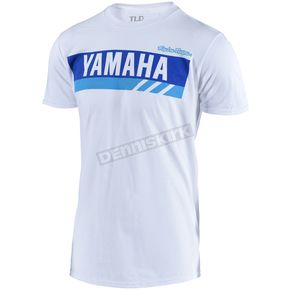 White Yamaha RS1 T-Shirt