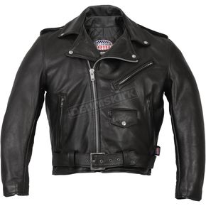 USA Made Premium Leather Classic Jacket