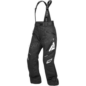 Women's Black Vertical Pro Pant