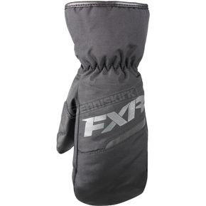 Youth Black Octane Mitts - 190831-1000-13