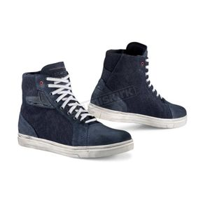 Blue Denim Street Ace Denim Shoes