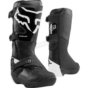 Women's Black Comp Boots - 24013-001-5