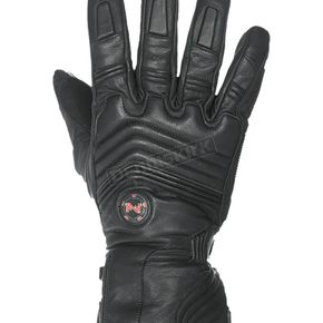 Black 7.4V Heated Blizzard Gloves - MWG19M05-01-04