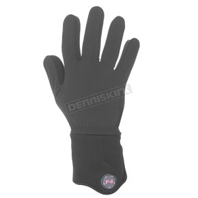 Black Heated Dual Power Glove Liners - MWG19M10-01-07